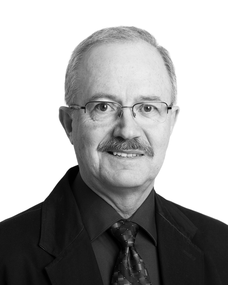 Bob Justason headshot