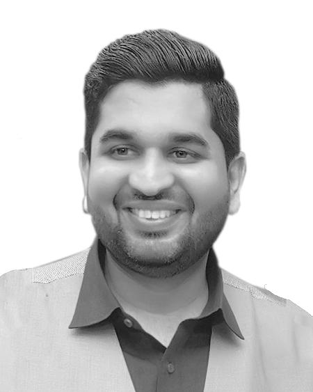 Zafar Muhammad headshot
